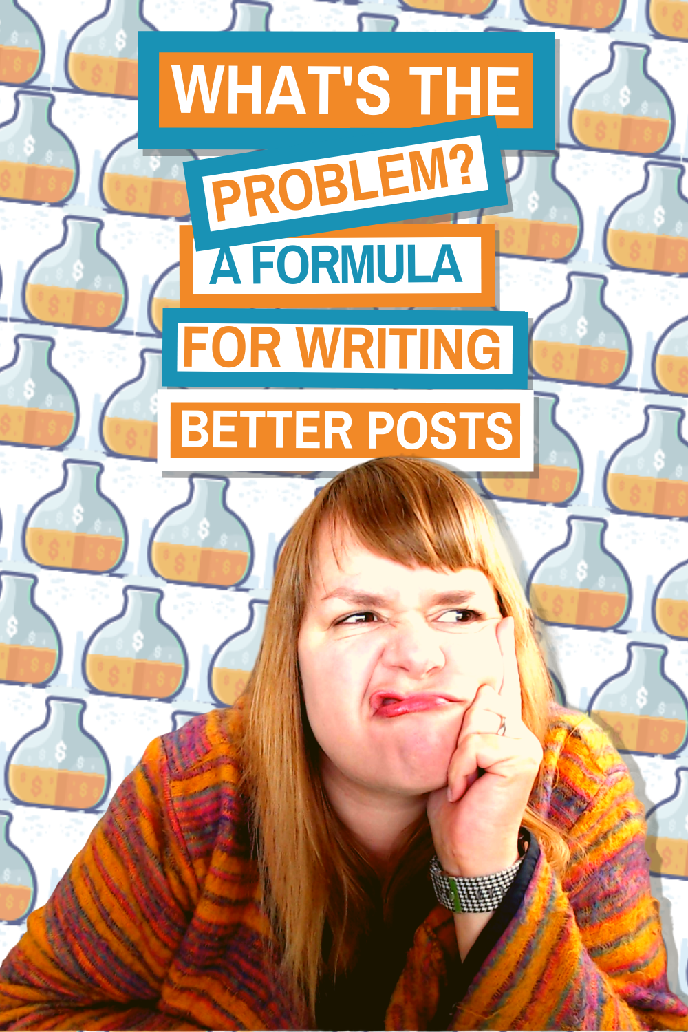 What's Your Problem? How To Write Effective Marketing Posts Using My 3 Step Formula