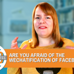 Are you afraid of the WeChatification of Facebook? - Digital Coffee 2nd October 2020