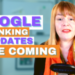 Google Wants Your Site To Be More User Friendly - Digital Coffee 13th November 2020