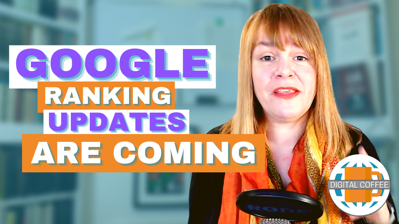 Google Wants Your Site To Be More User Friendly – Digital Coffee 13th November 2020