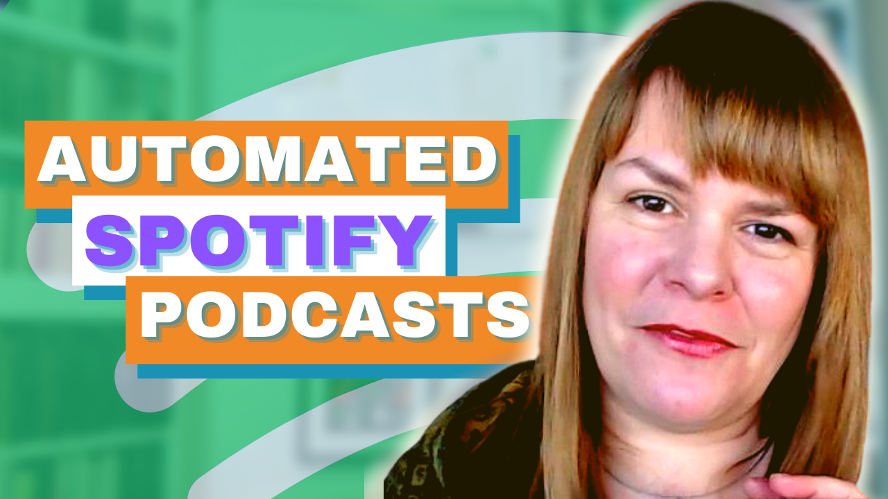 Automated Spotify Podcasts – Digital Coffee Digital Marketing New 26th February 2021