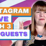 Instagram Live With 3 Guests - Digital Marketing News 19th February 2021