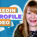 LinkedIn Profile Videos - Digital Marketing News 2nd April 2021