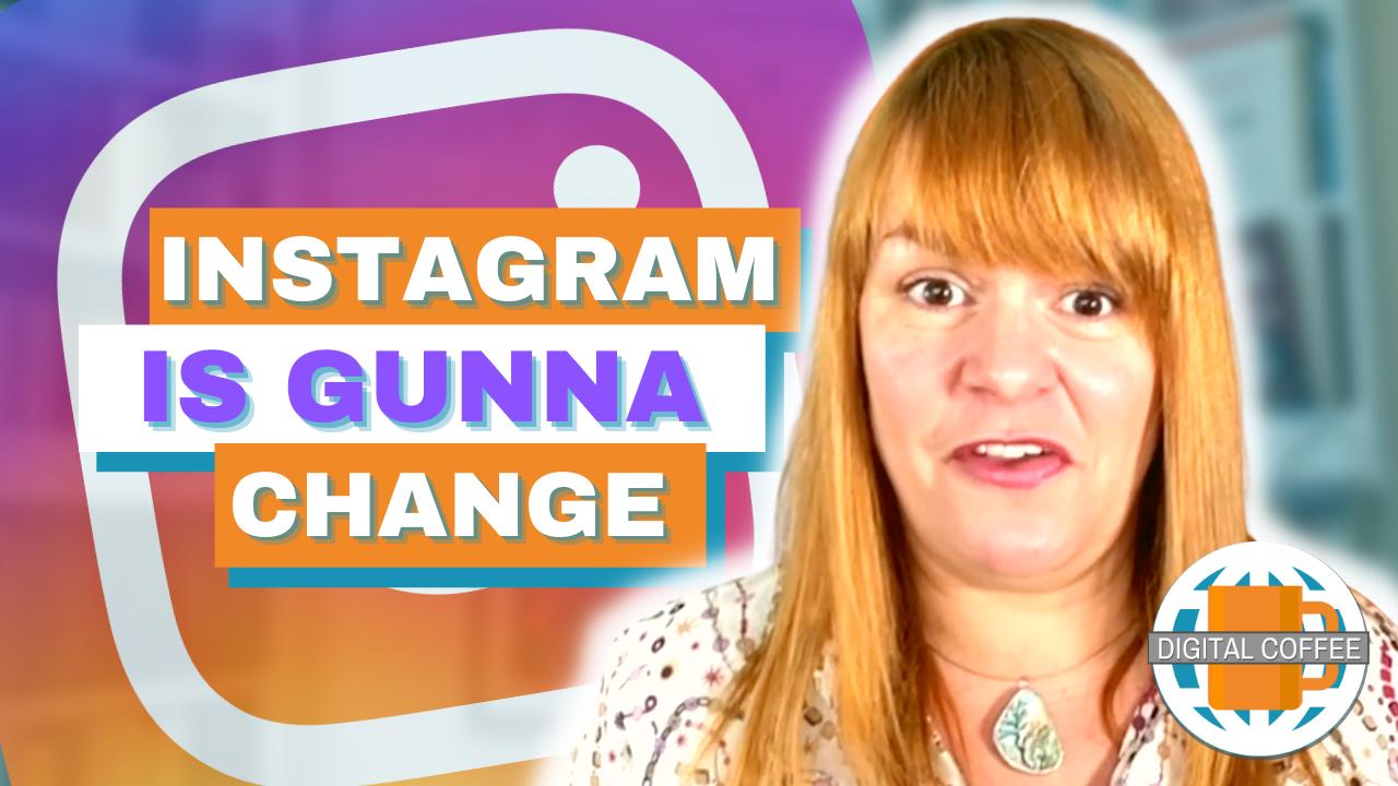 Instagram Is No Longer A Square Photo Sharing App – Digital Marketing News 9th July 2021