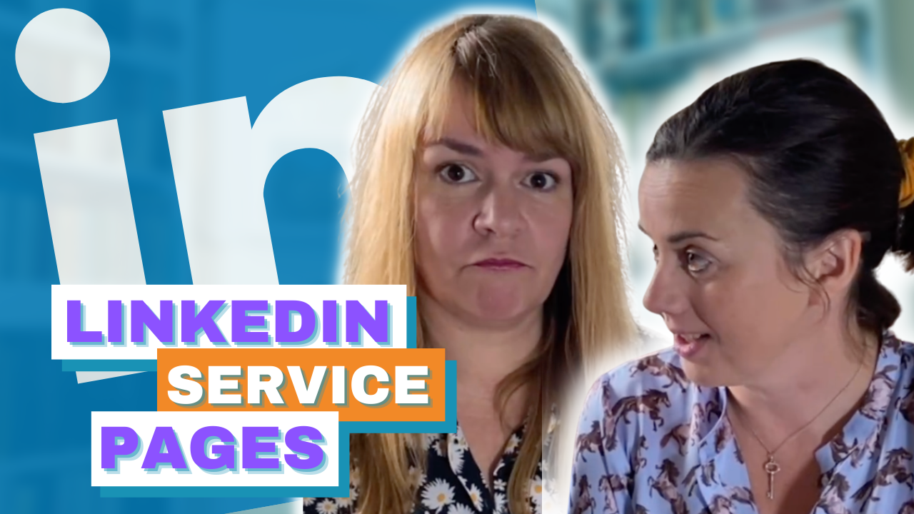 LinkedIn Service Pages – Digital Marketing News – 20th August 2021