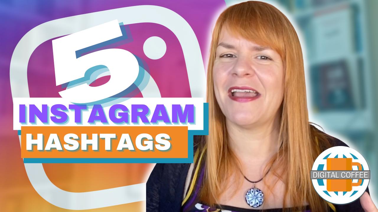 5 Instagram Hashtags? – Digital Marketing News 1st October 2021